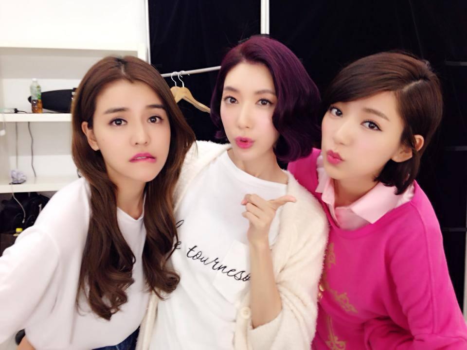 擷自【Dream Girls】官方粉絲團臉書