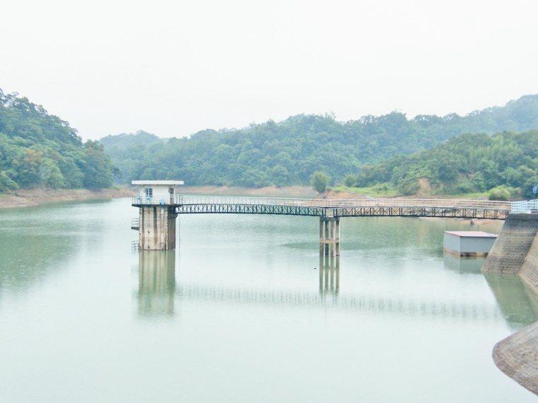 新竹縣寶山水庫一年四季中有三季檢出阿米巴原蟲。 報系資料照
