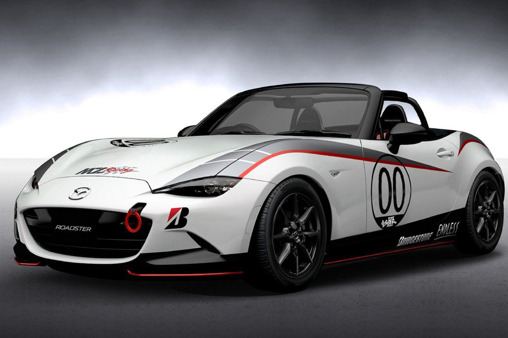 MX-5另一款NR-A Racing Spec也是市售車型。 摘自Mazda.com