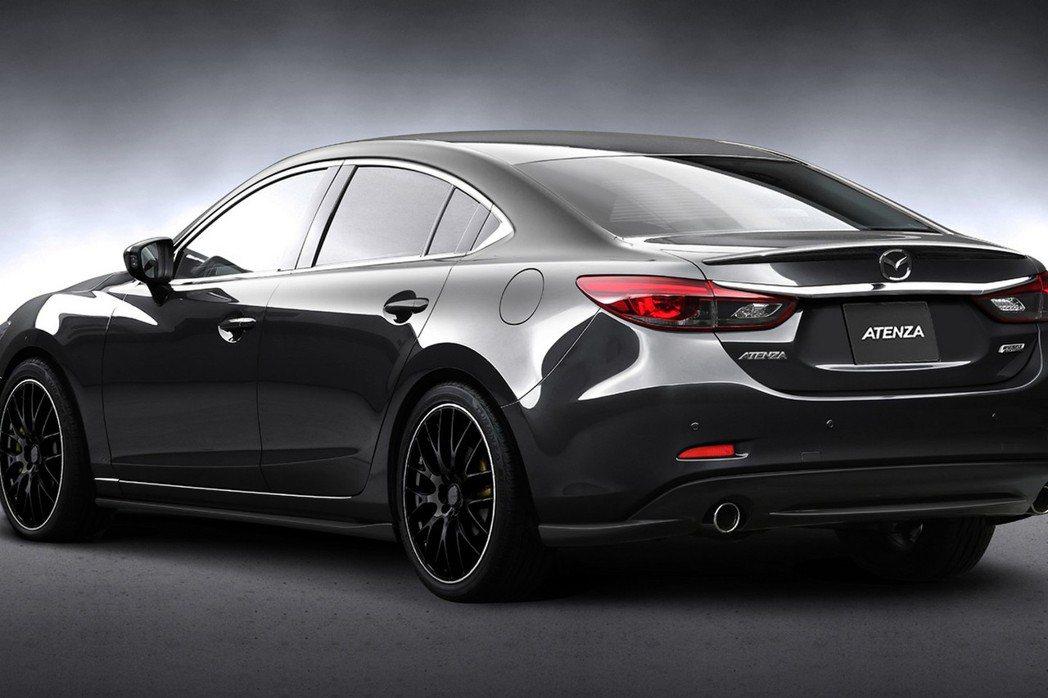 可惜的是Mazda 6身上並未有太多改變,最大差異僅在於加入全新鋁圈造型。 摘自Mazda.com