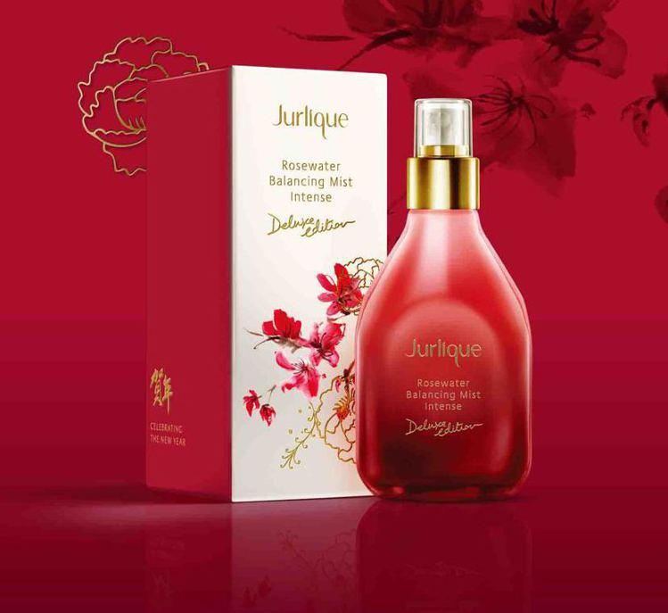 Jurlique玫瑰活膚露新春限量版, 200ml/2,500元。圖/Jurli...