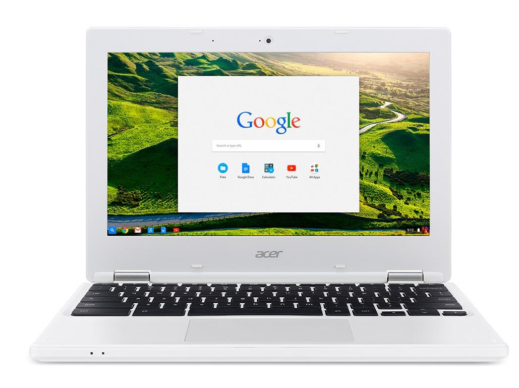 圖為11.6吋Acer Chromebook 11筆電。 圖/宏碁提供