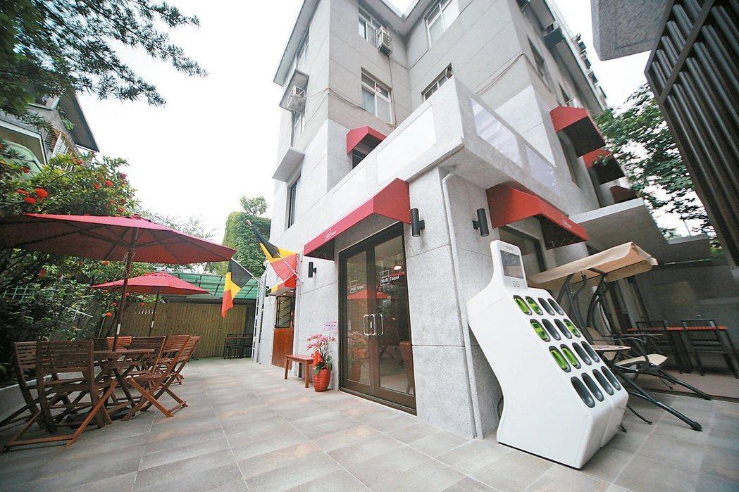 Impact Hub Taipei的共享空間讓台灣與國際連結。 圖/Impact...