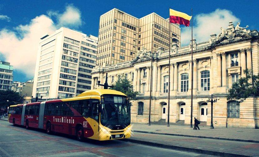 BRT最早發源於巴西,但卻是在哥倫比亞發揚光大。 圖/OFICIAL TRANS...