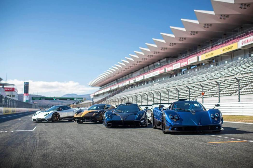 源自於南美洲古老傳說的風神─Huayra Tata,創辦人13年前著手研發終極超跑時,便以風作為主要概念。 摘自Pagani Automobili
