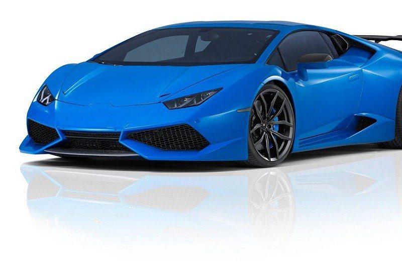 知名改裝大廠Novitec最近發布了Lamborghini Huracan N-Largo的改裝套件。 Novitec提供