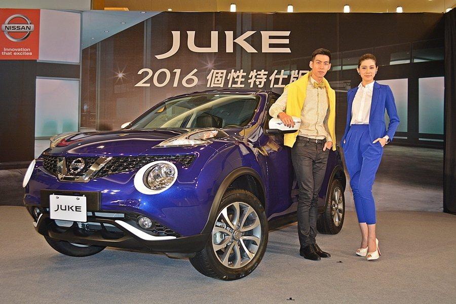 小型跨休旅車正當紅,去年賣到缺車的Nissan 英國進口跨界跑旅Juke,也趕在...