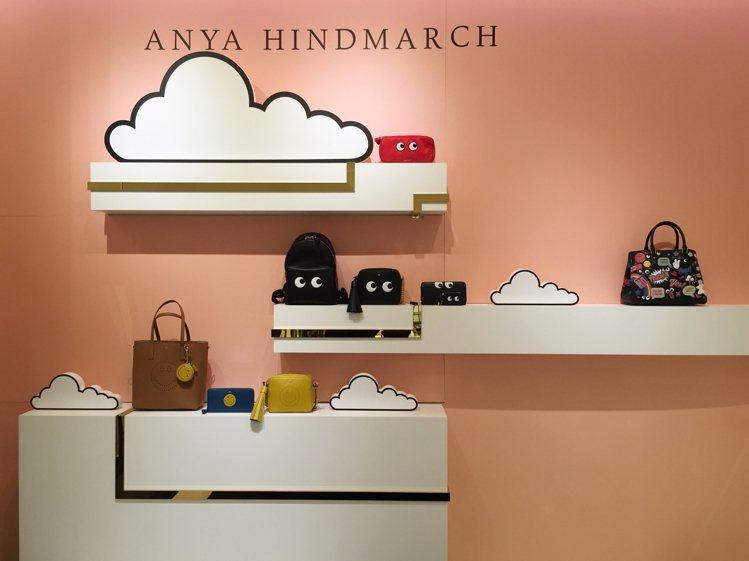 Club Designer 在微風信義店設立搞怪時尚品牌 Anya Hindma...