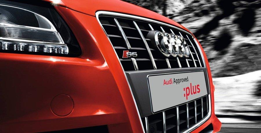 Audi Approved :plus奧迪嚴選中古車推出專屬購車方案,月底前領牌...