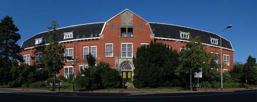 荷蘭境內最大的佔屋:位於北荷蘭葛若寧根省的前天主教醫院(Oude Rooms K...