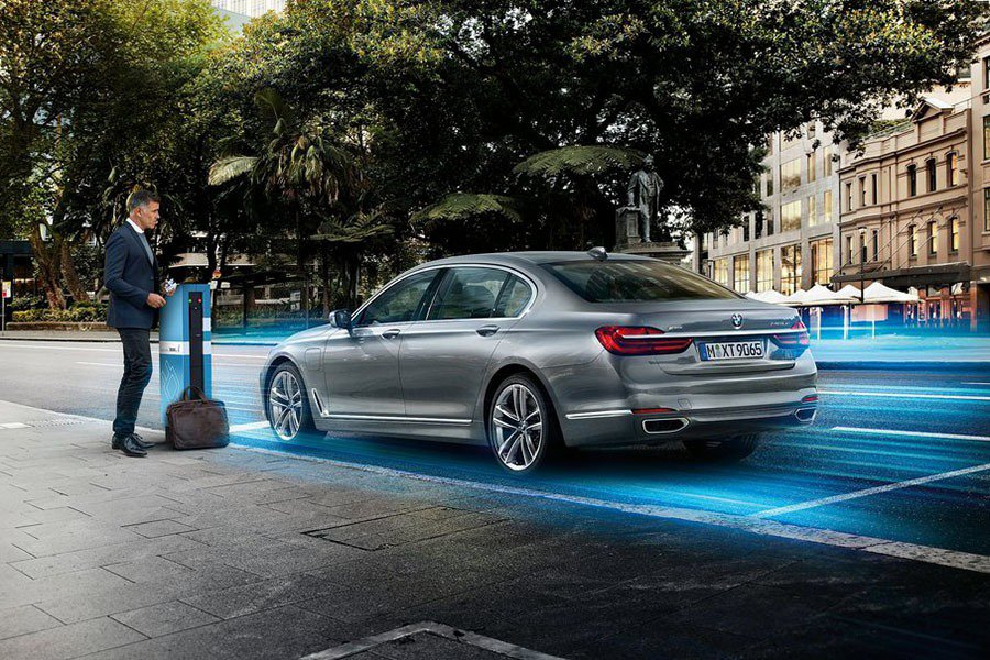 BMW 7-Series轎車 BMW提供