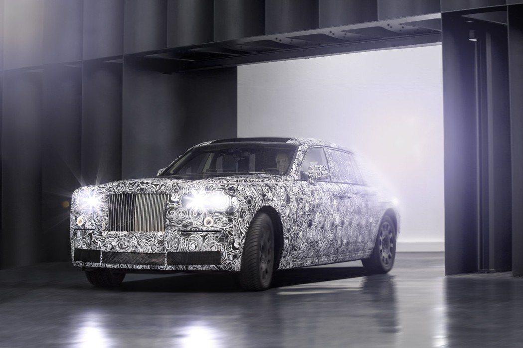 Rolls Royce原廠表示,全鋁合金車體目前正在全球許多地點與道路上進行密集...