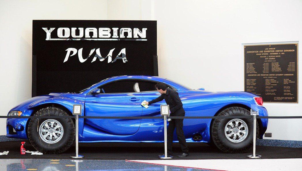 Youabian Puma擁有驚人車身尺寸。