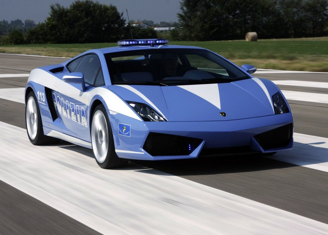 Lamborghini Gallardo LP560-4。