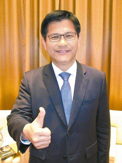 台中市長林佳龍。