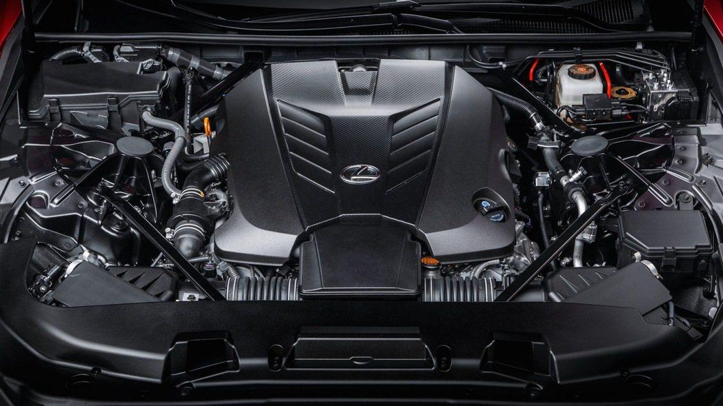 這具引擎經優化搭載於RC F、GS F和LC 500車上。