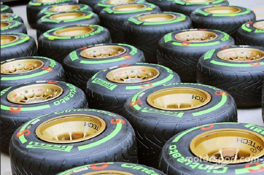 此雨胎特性在於使用溼地用胎的配方基礎下能同時保有乾地抓地力。 摘自motorsport.com