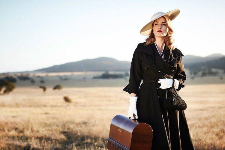 《惡女訂製服》劇照(凱特溫絲蕾)。圖/威視電影。