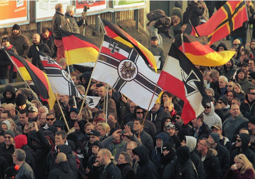 科隆集體性侵事件,意外拉抬了德國右翼反移民/反難民的政治立場。 圖/美聯社