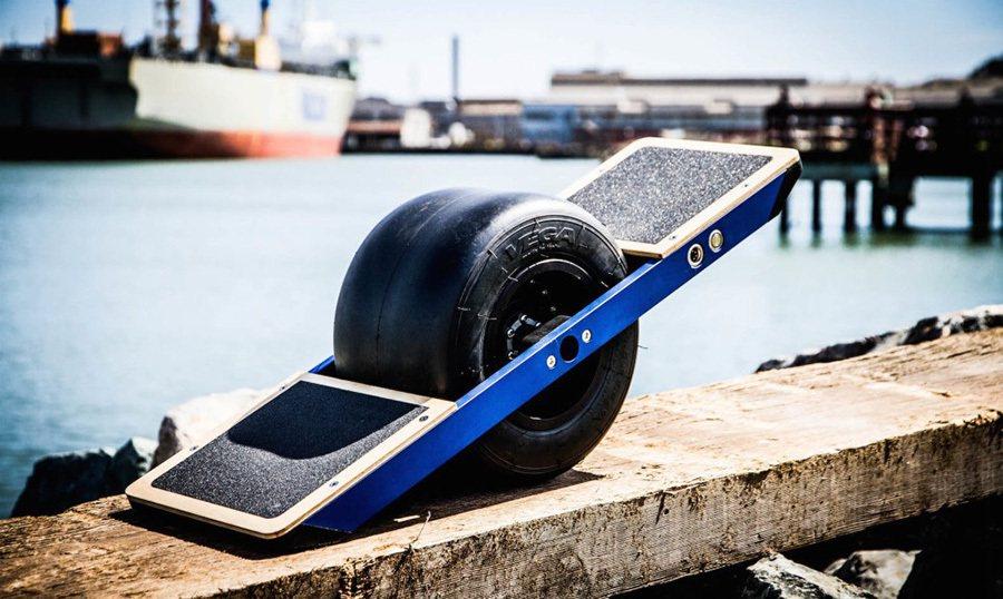 正版Onewheel單輪電動板車。 Future Motion提供