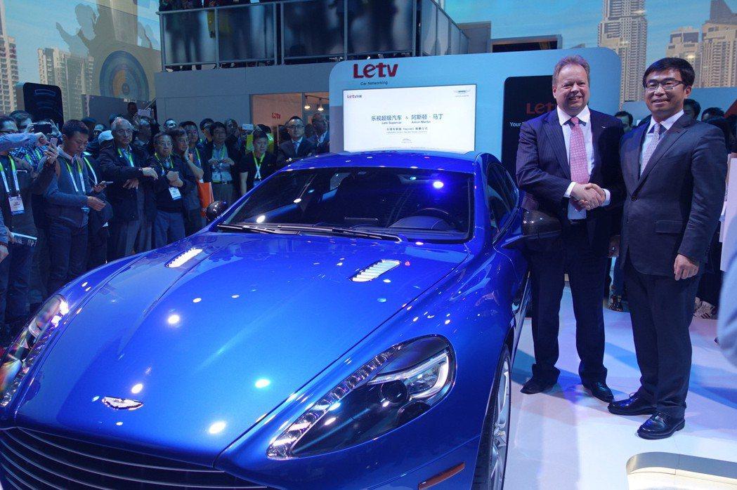 藉由企業間相互合作,希望可以創造最大效益,進而打造出優異的車款滿足消費者需求。 摘自Aston Martin.com