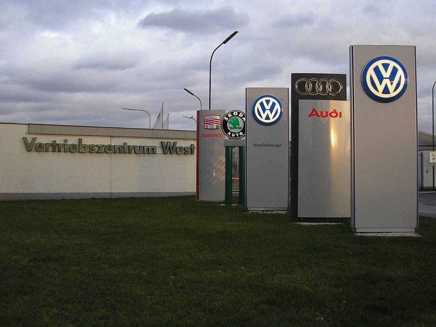 福斯集團再度成為全球第二大汽車製造商。 摘自wikipedia.org