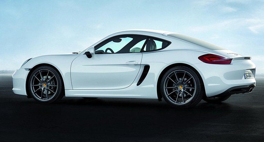 Porsche Cayman Porsche提供