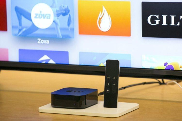 圖為Apple TV。 聯合報系資料照