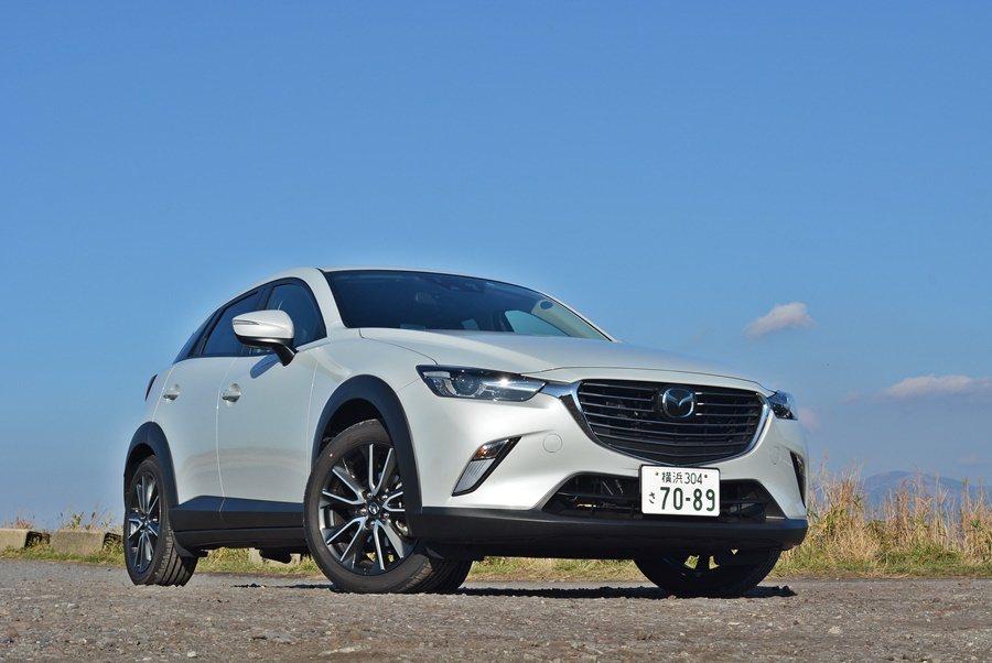 全新CX-3跨界跑旅由Mazda2衍生,卻有完全不同的定位機能和性能操控表現。 ...