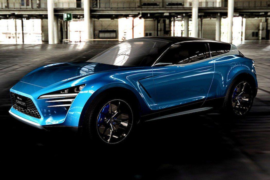 這部原廠稱為ViRA的概念車,命名方式是結合了Vitz掀背小車及Rav4而來。 摘自Toyota.com