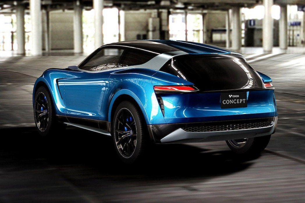 根據車尾的車室空間判斷,ViRA Concept將採2+2座的配置。 摘自Toyota.com