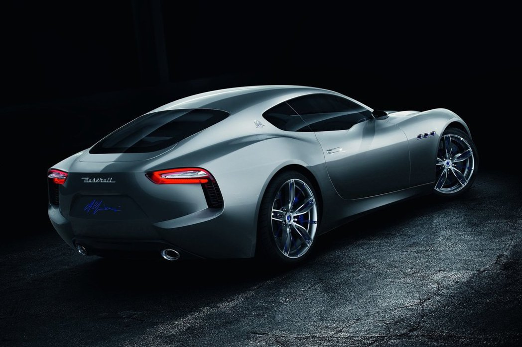 原廠預計最快2018年發表Alfieri Coupe車型,隔年2019年再推出Alfieri Cabrio敞篷版。 摘自Maserati.com