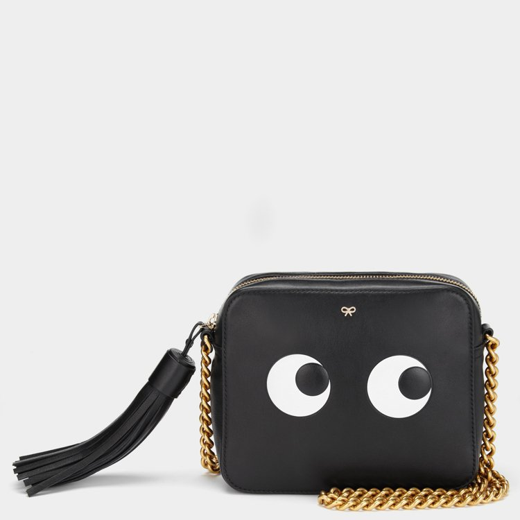 Anya Hindmarch眼睛側背包,售價40,580元。圖/CLUB DES...