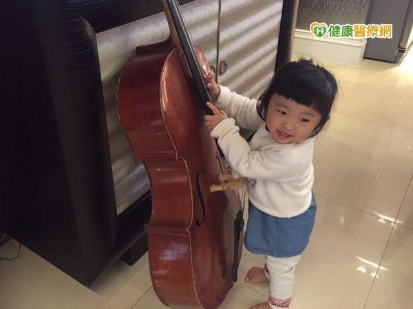 研究指出,音樂確實可幫助孩子的大腦皮質層變化。