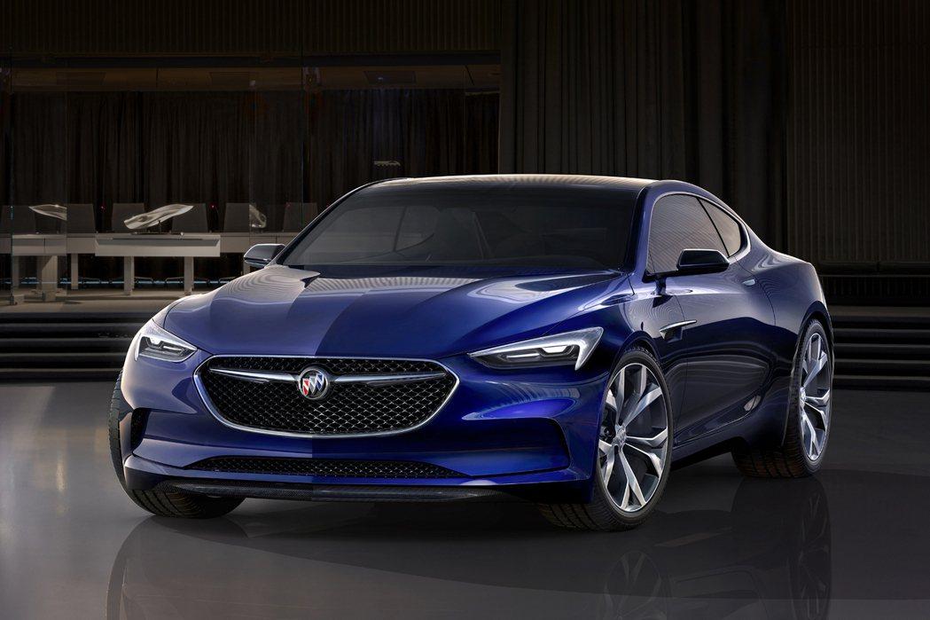 Avista將搭載3.0升V6雙渦輪增壓引擎,並採用八速手自排變速箱與後輪驅動設定。 摘自Buick.com