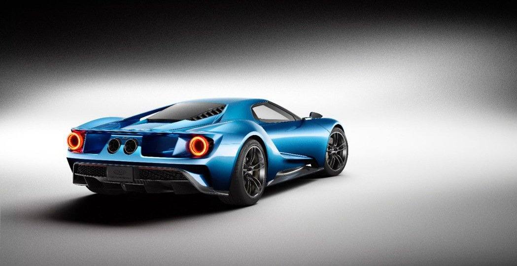 FORD GT擁有前所未見的造車工藝。 圖/Ford提供