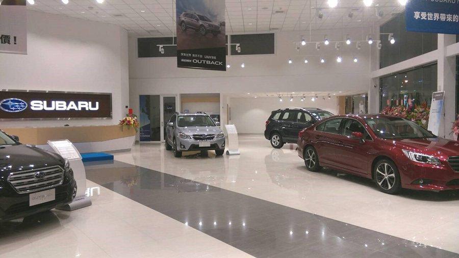 SUBARU丞慶中台中旗艦展示中心擁有寬敞明亮的150坪賞車空間,帶給所有消費者和車主最高質感的賞車體驗。 SUBARU提供