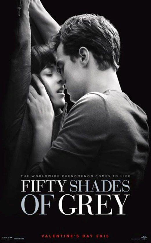 傑米多南和達柯塔強森將《格雷的五十道陰影》男女主角的火辣性愛場面搬上大銀幕。圖/...