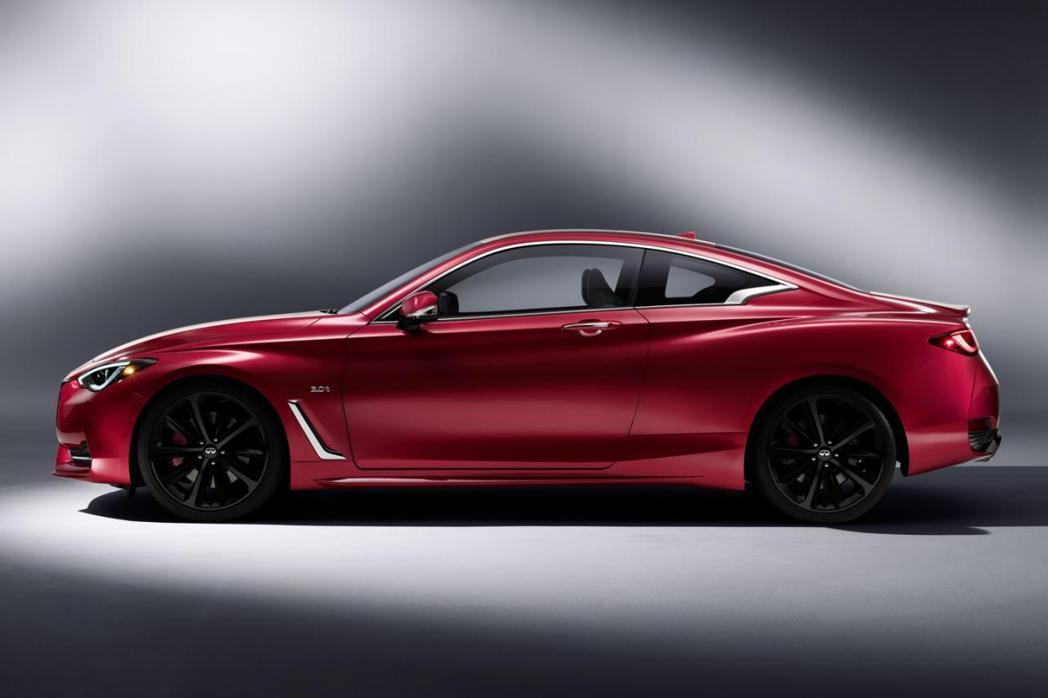 原廠主要提供兩種動力,分別為VR系列全新3.0升V6雙渦輪增壓引擎,以及2.0升四缸渦輪增壓引擎。 摘自Infiniti.com