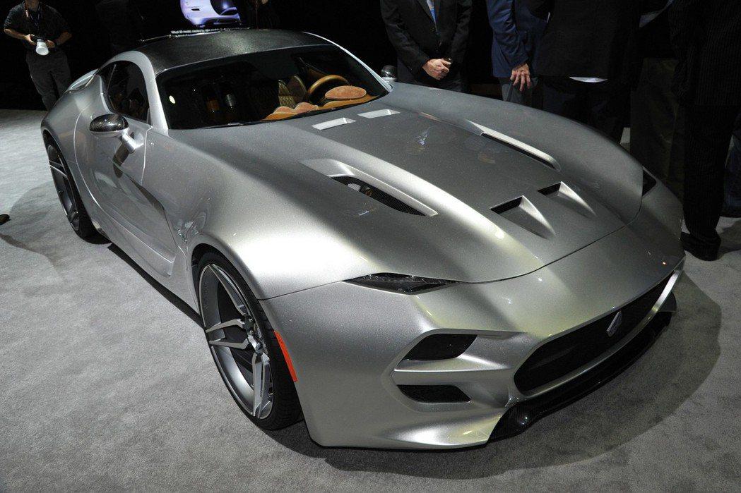 全新汽車品牌VLF Automotive,發表了品牌旗下第二款跑車─Force 1。 摘自VLF Automotive