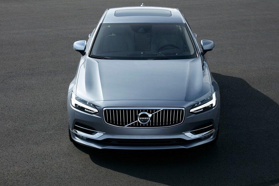 全新一代的Volvo S60可能會在2017或2018年上市。圖為剛發表之S90。 摘自worldcarfans.com