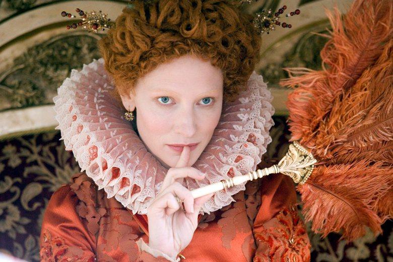 《伊莉莎白:輝煌年代》電影劇照。 圖/路透社