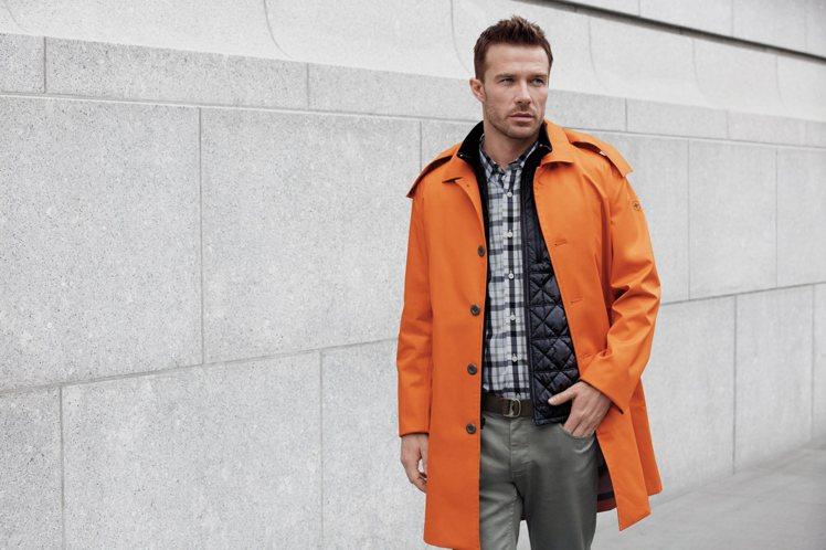 瑞士品牌Victorinox本季創作實用的服飾,反映繁忙都市和郊外探險間穿梭的生...