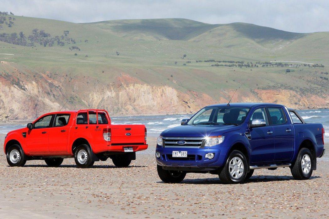 在地廣人稀,國家基礎建設不夠完善的地區,這類皮卡貨車相當受到當地消費者歡迎。 摘自Ford.com
