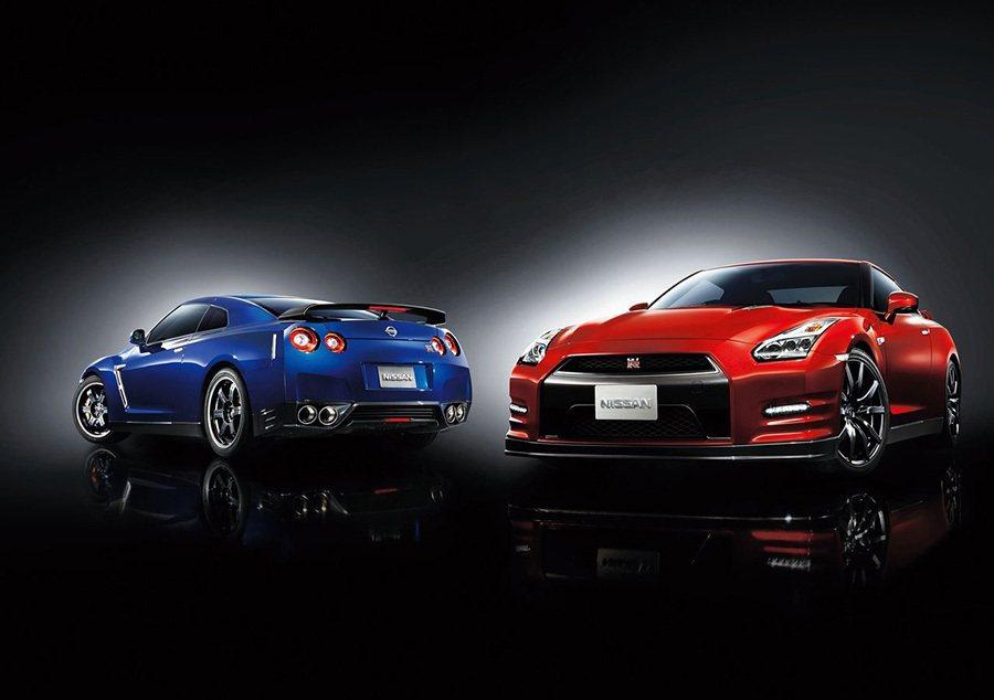 東瀛戰神 Nissan GT-R提供租任駕駛不同的日式暴力駕馭樂趣。 Nissa...
