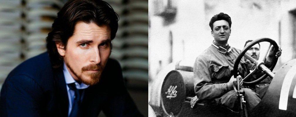 克里斯汀‧貝爾(Christian Bale)因為健康因素請辭《法拉利傳》的演出。