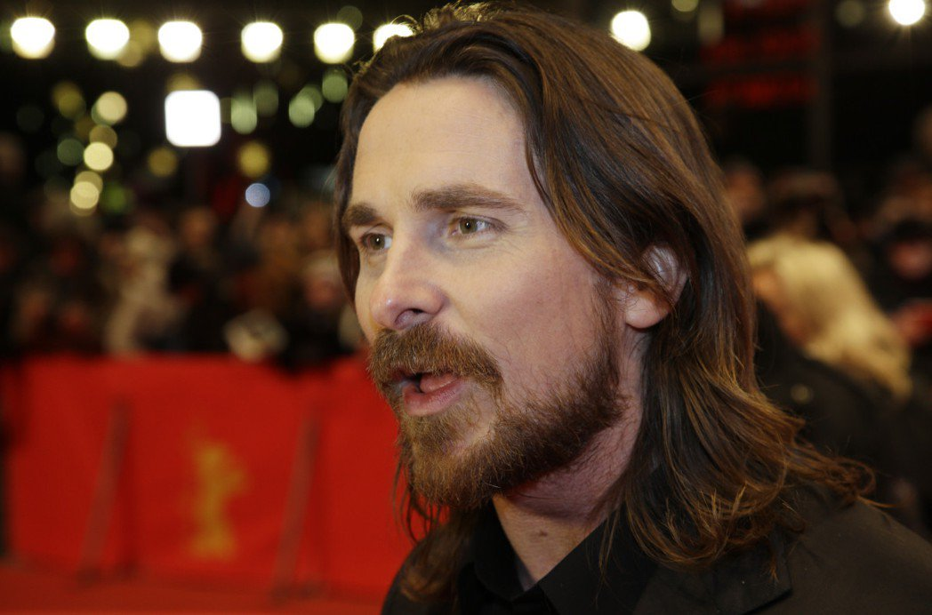 好萊塢男星克里斯汀貝爾(Christian Bale)
