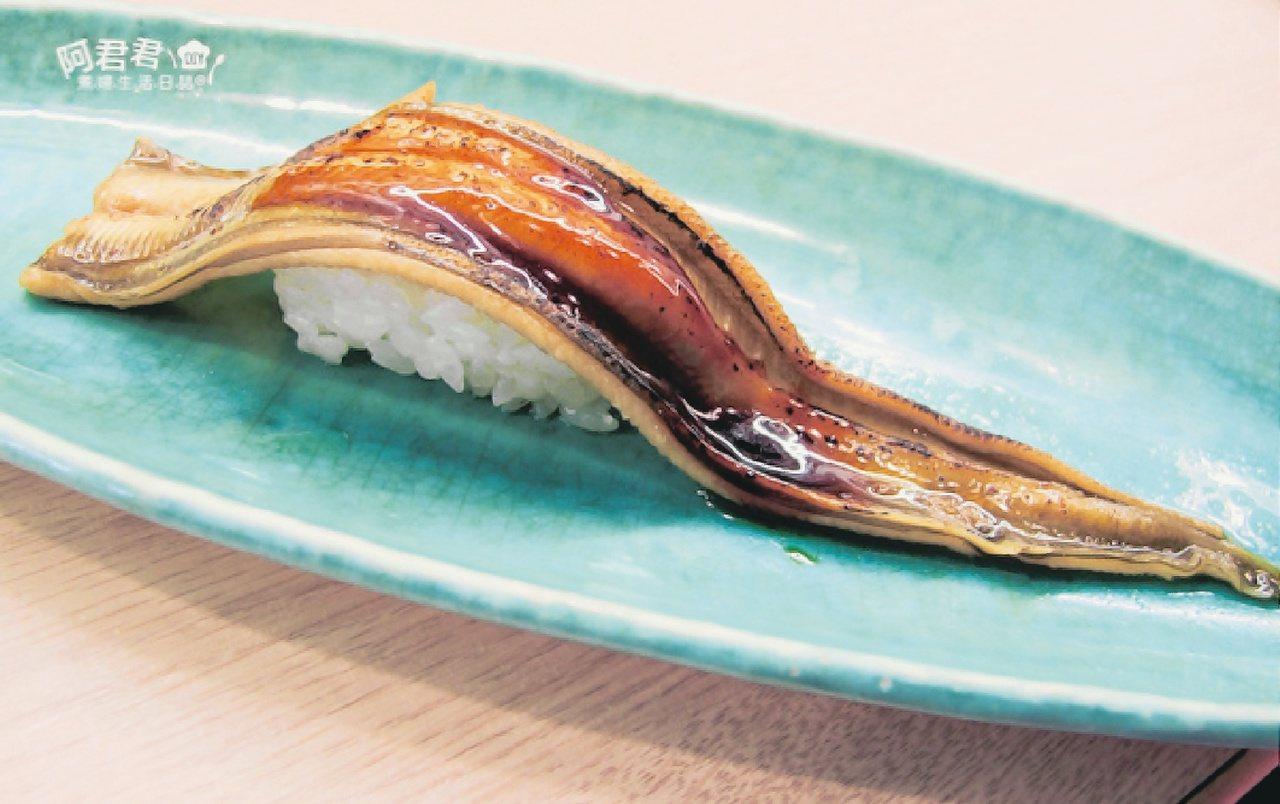 整尾星鰻(140元) 圖/阿君君