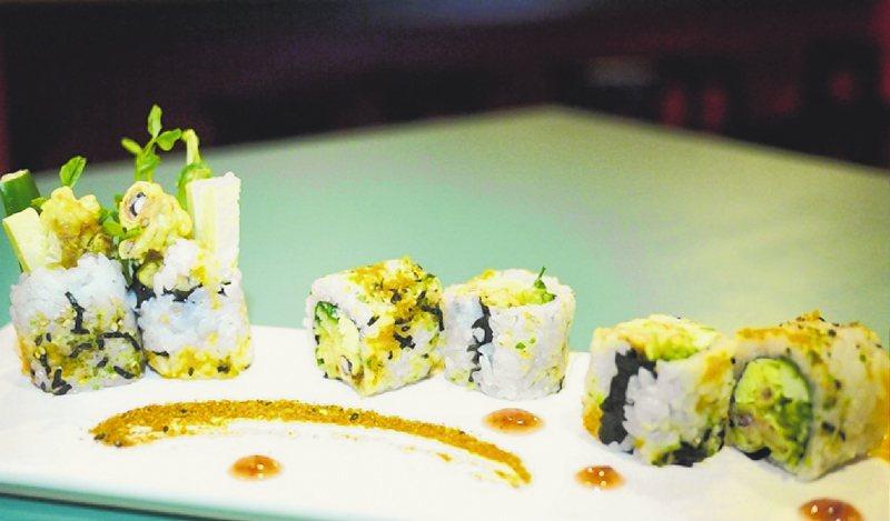 伍衛門日式海鮮料理。 圖/阿君君