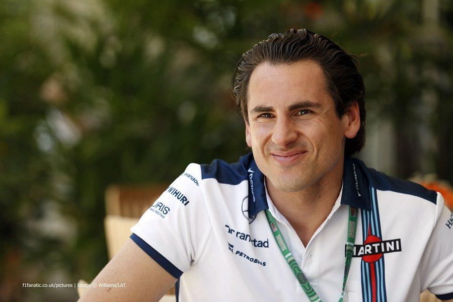 Williams車手Adrian Sutil 2016年賽季將不再出現於F1場上。 摘自F1fanatic.co.uk